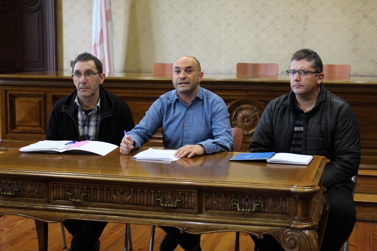 San Markoko Mankomunitateak onartutako aurrekontuek ez dituzte epaitegien sententziak betetzen