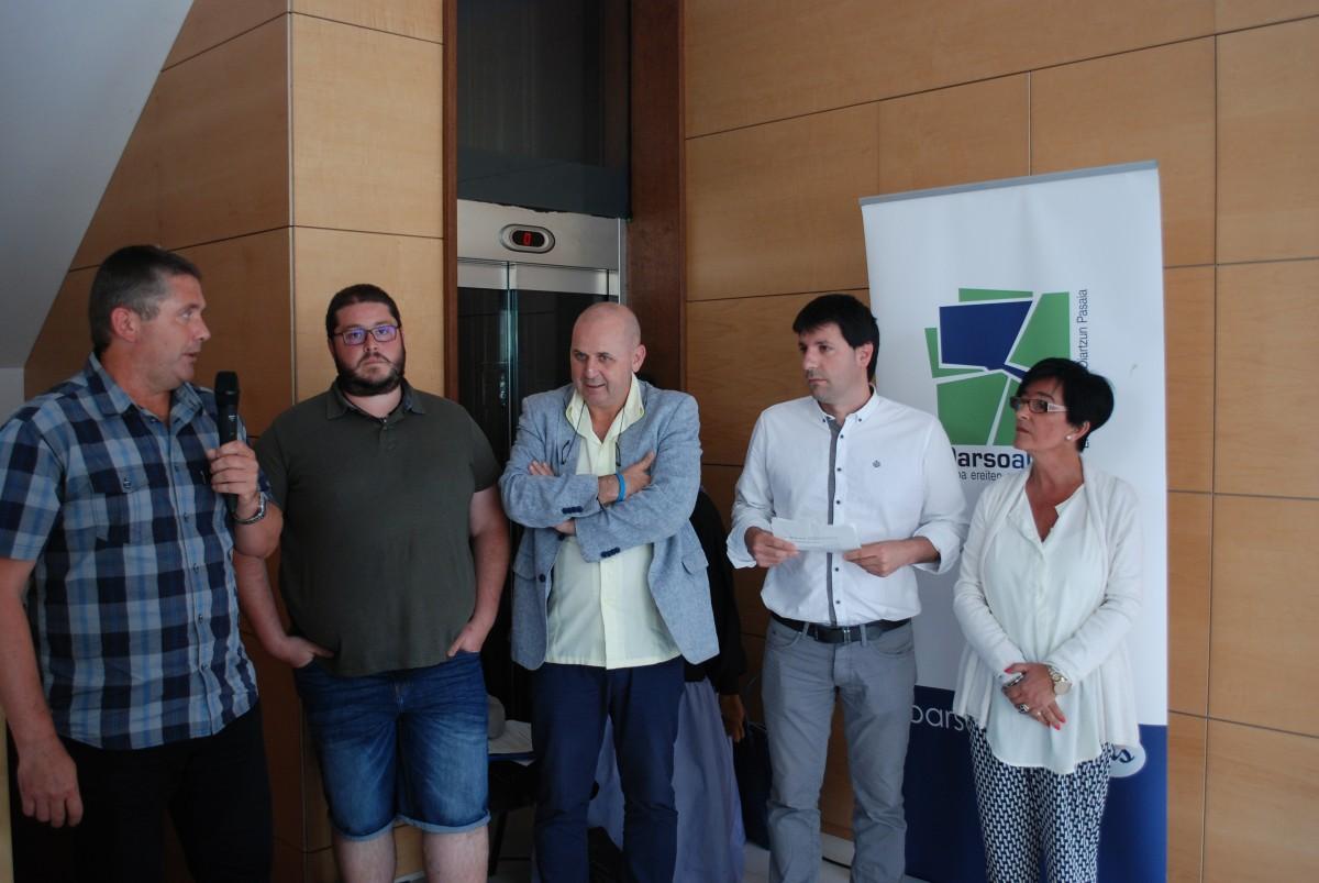 Oarsoaldea Eskualdearen Garapen Agentziak 2015 urteko jarduera txostena aurkeztu zuen