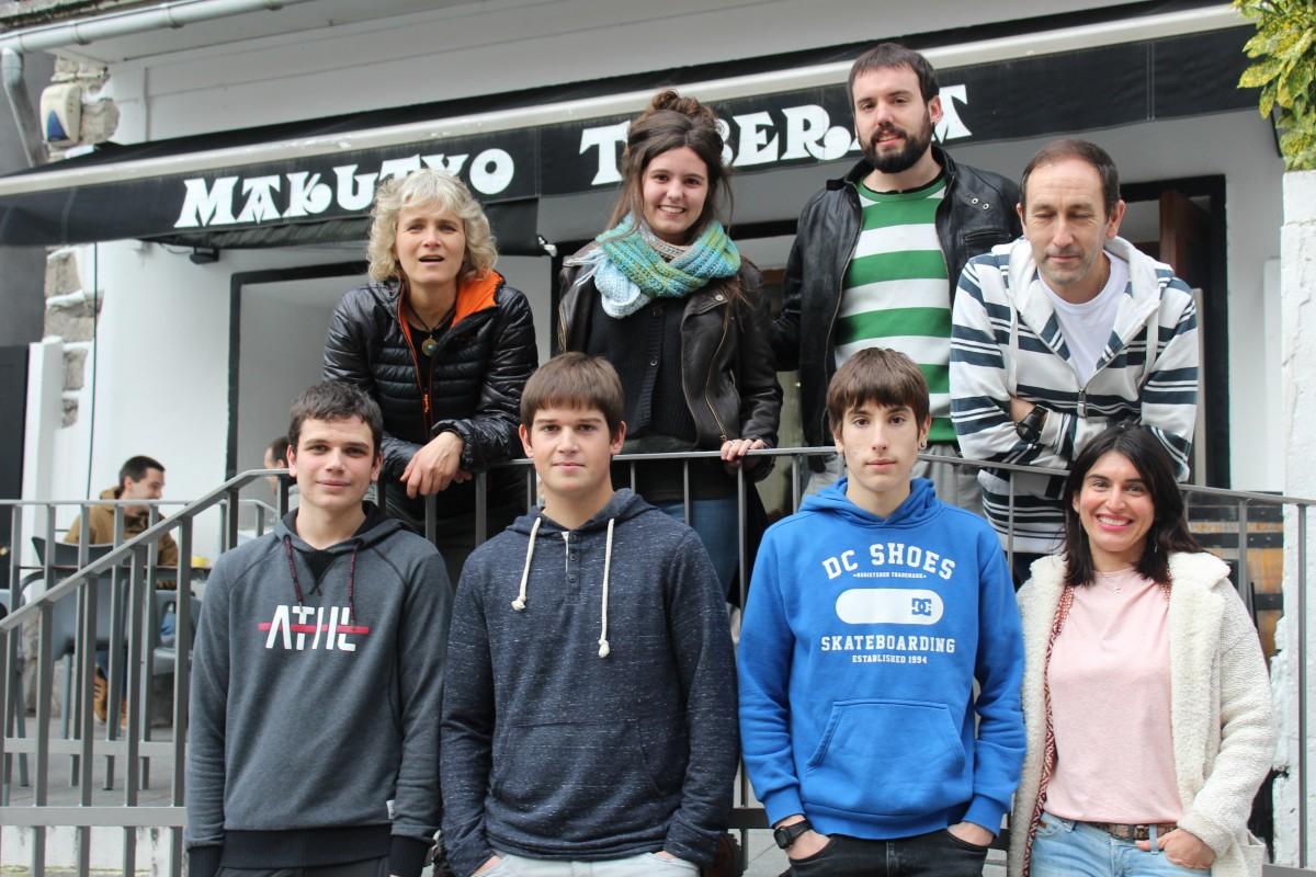 Gipuzkoako Herriarteko Txapelketan parte hartuko dute Oiartzungo bi taldek