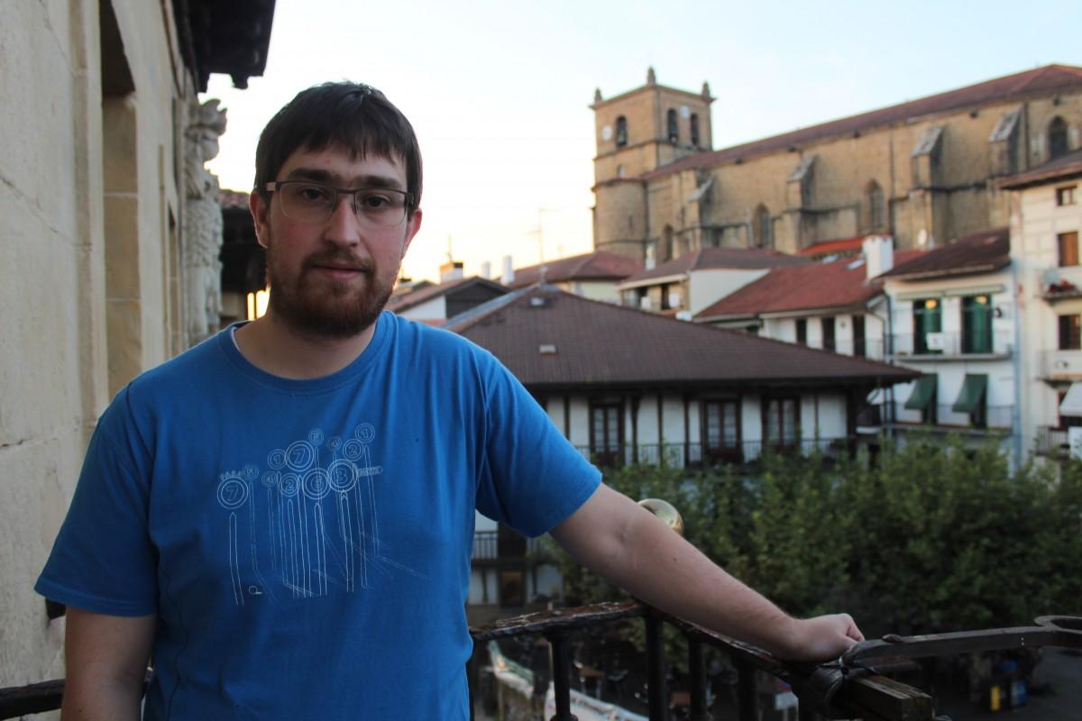 Jon del Olmo: