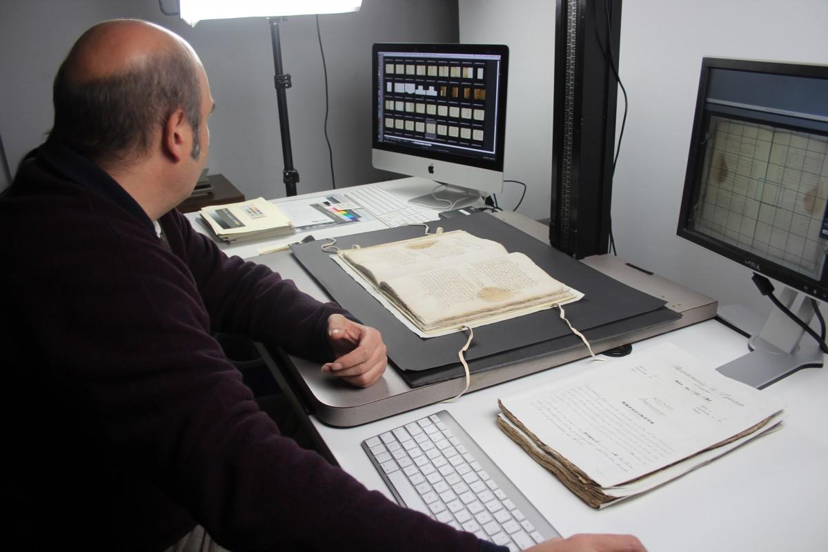 Oiartzungo Udaleko ordenantzak eta aktak digitalizatuko dira