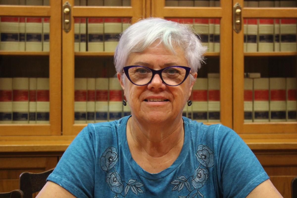 Olga Leibar, Feminismo zinegotzia: Uste dut oraindik ez dagoela herri feministarik, baina Oiartzun bide horretan doa