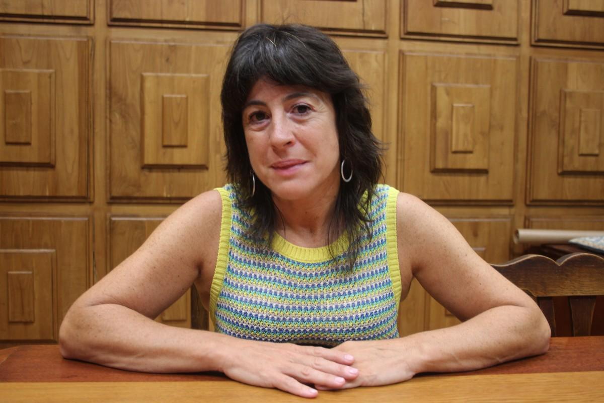 Arrosa Lizaso, zinegotzia: Herritarrekiko hurbiltasuna eskaini dezaket udalgintzatik