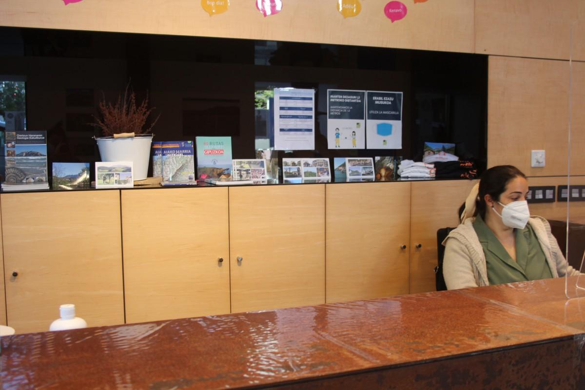Turismo Bulegoak jaso dituen bisitari kopurua hazi egin da Aste Santuko egunetan