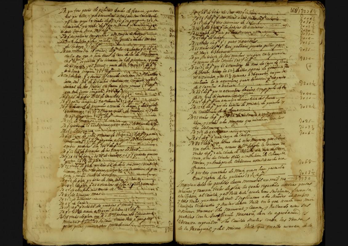 Oiartzungo akta zaharrak: Elikaduran murgilduz, mokaduak eta oturuntzak (III)