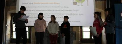 Ikasleek Eskola Agenda 21en  udalbatza izango dute ostiralean