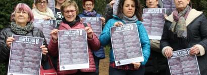 Martxoko egitarau interesgarria antolatu du Oiartzungo Feministen Asanbladak