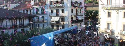 Xanistebanetako Jai Batzordeak festak iragartzeko kartela aukeratuko du datorren astean