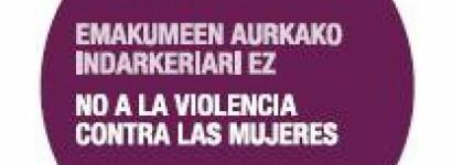 Azken egunetako eraso sexistak salatzeko mobilizazioarekin bat egingo du Udalak